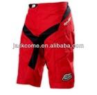 *8013*High Quality with Pad &YKK Zipper! 2014 TLD Mountain Bike men Racing Shorts Bicycle Cycling DOWNHILL Bike Shorts Red