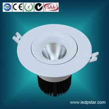 9w 12w 15w 30w 30w 40w led downlight recessed adjustable