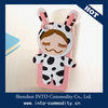 Doll Silicon Phone Case For Iphone 5/5s