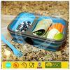 kitchenware 3 pcs flexible rubber folding silicone bowl