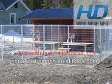 dog kennel with veranda/dog panels/dog fences