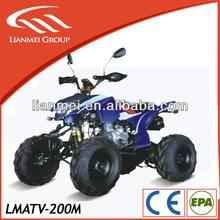 four stroke loncin 200 quad