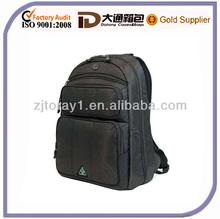 1680D Ballistic Nylon Black Checkpoint Friendly laptop backpack 17 inch
