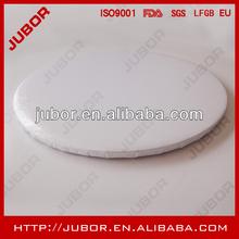 corrugated grease proof white cake circle