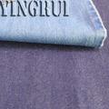 de algodón fino y ligero de tela de mezclilla