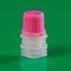 plastic pouch spout cap manufactory lids/bottle caps make in china