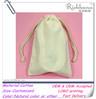 wholesale cotton mini drawstring bags & drawstring shoe bags