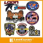 OEM Logo Custom Embroidered Badge