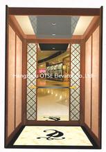 Otse 630 kg 8 pessoa moderna elevadores