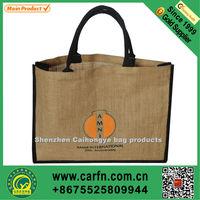 custom made jute hessian cloth bags burlap