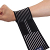 Extended And Thickened Cotton Sweat Absorbent Wrist Support