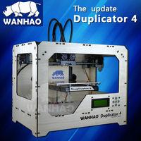 3d printer rapid prototyping wanhao Duplicator 4 FDM children intresting wood