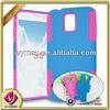 New products 2014 combo case for samsung galaxy s5