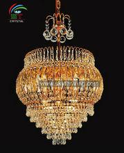 classic chandelier lighting K9 crystal