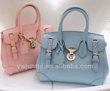 2014 leather bags woman handbag fashion genuine leather handbag