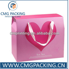350g white card wedding gift box
