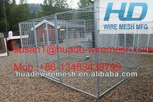 luxury dog kennel/dog panels/dog fences