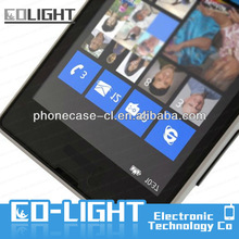 Customized high technology tempered glass screen protector for nokia c7