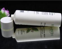 cosmetic tube by silkscreen printing,plastic flexible,10ml,perfume tube