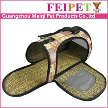 Luxury Europe style pet carrier for rabbits