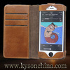New product good case for iphone5s,3d image hot selling wallet case for iphone 5