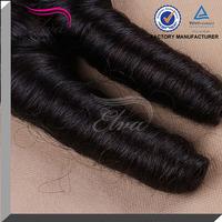 Wholesale funmi hair weaving unprocessed 100% bazilian virgin hair extension