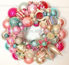 Handmade Color Hanging Luxury Home Christmas Decor