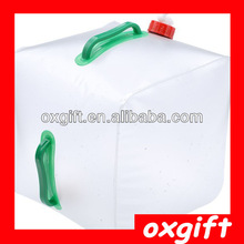 OXGIFT Outdoor camping 20 l folding water bottle