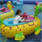 Popular inflatable bumper boat, funny inflatable turtle bumper boat, inflatale bumper boat for sale