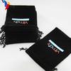 Mini Black Velvet Gift Bag