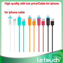 High quality with low price!Cable for iphone for iphone cable
