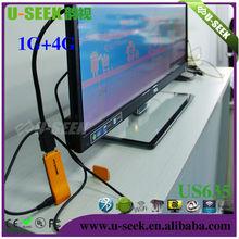 [US635] U-SEEK full hd 1080p porn video android google tv box TV Dongle Mini PC Support Airplay Miracast XBMC jailbreak