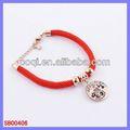 vente en gros la mode bracelet en acier inoxydable bracelets de couleur sens
