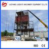 Popular automatic 10t/h double shaft mixer pellet mill production line