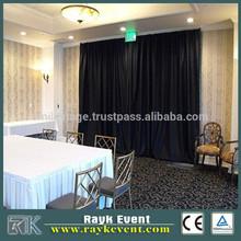 2014 RK telescopic pipe & drape backdrop room divider