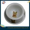 plastic portable pet bowl/novelty pet bowls