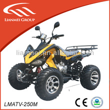 china racing atv 250cc with alloy rim passed CE