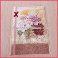 venta al por mayor hecho a mano de papel quilling tarjetas de felicitación con alta calidad