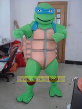 teenage mutant ninja turtles mascot costume