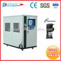 ( b) industrial de água de refrigeração scroll chiller/bebidas carbonatadas máquina de processamento