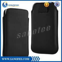cheap pulltab mobile phone pouch