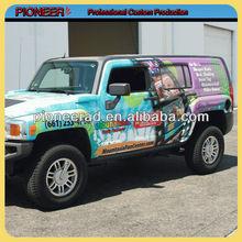 Custom car body sticker picture