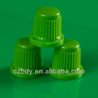 plastic screwed nozzle cap manufacturers