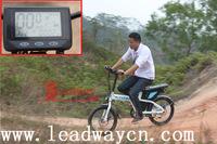 """LeadwayCE Rohs Fcc tire 20"""" off road electric chopper bike (W1-1409)"""