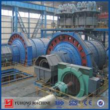 China Manufacturers Henan Yuhong ISO9001 Popular Ball Mill, Mining Ball Mills, Mineral Powder Ball Mill