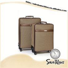 STL13815 polka dot luggage wholesale