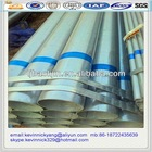 galvanized steel pipe for fence post