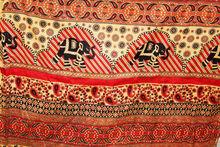 Encerado real africano étnica tecido estampado, clássico vintage etnia tecido estampado