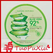 Nature Republic Soothing & Moisture Aloe Vera 92% Soothing Gel Cosmetics of Korea