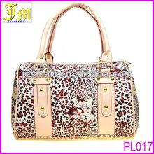 Made in China 2014 Fashion Women's Leopard Handbag Wholesale